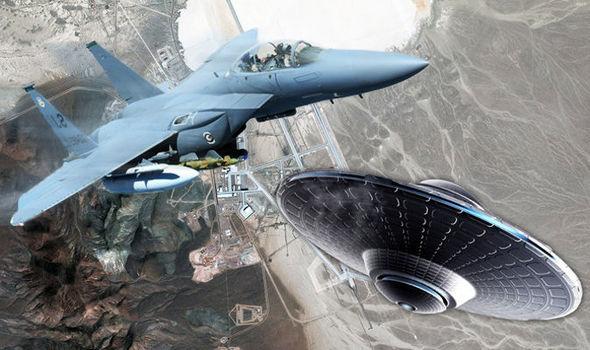 El gobierno de EEUU. Tiene fotografías nítidas de ovnis perseguidos por militares