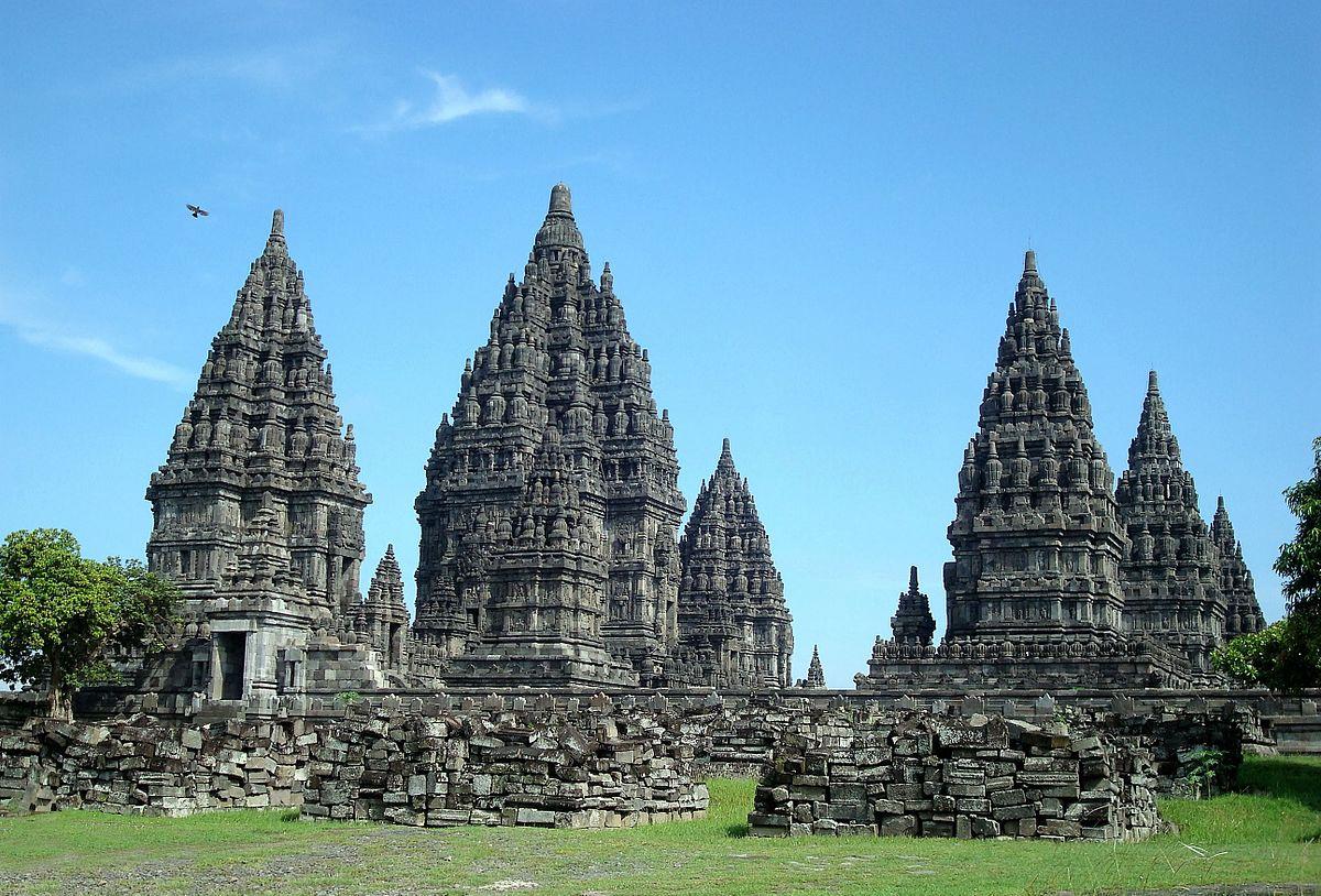 15179919865683827802760488327302 - El complejo del templo de Prambanan: las 240 estructuras hindúes antiguas similares a un cohete