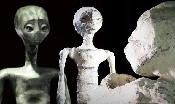 Los alienígenas 'momificados' encontrados en la tumba de Nazca estaban vivos ', aseguran los científicos