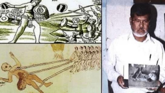 Conoce a los Gigantes descubiertos en Guanajuato México en 1995
