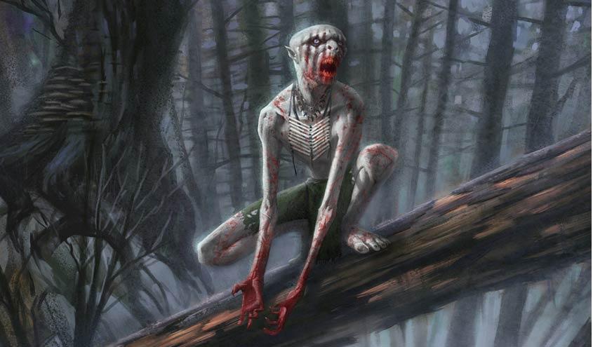 El Wendigo: terrorífica criatura de los bosques norteamericanos que devora seres humanos