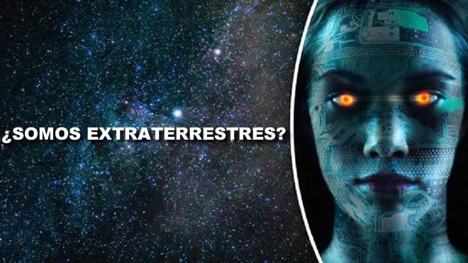 Los humanos son los verdaderos alienígenas traídos a la tierra hace miles de años.