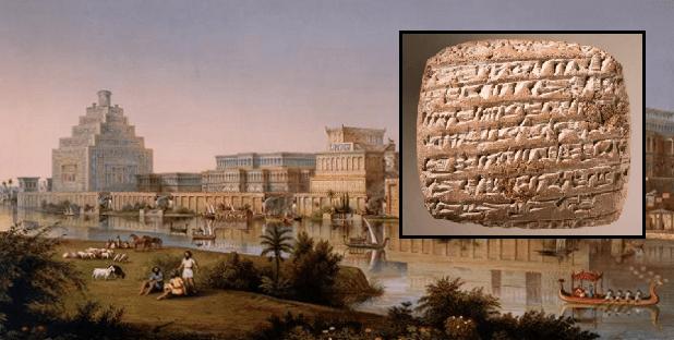 Antigua tabla de 4.000 años reveló donde estarían 11 Ciudades perdidas