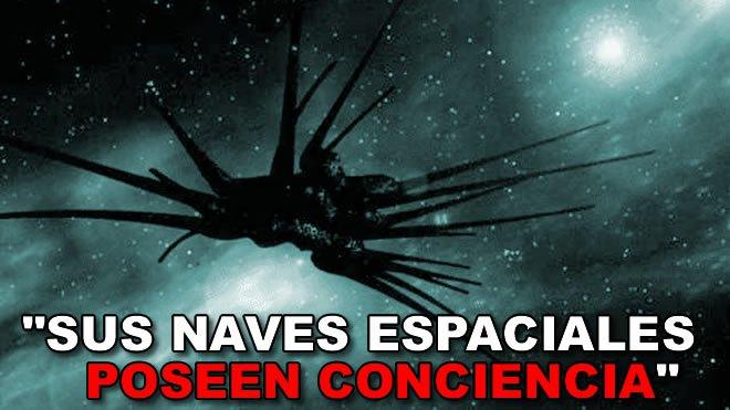 """ABDUCCIÓN ALIENÍGENA, testigo: """"Los extraterrestres son muy avanzados y poseen Tecnología Orgánica"""""""