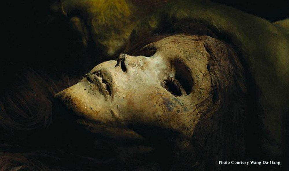 Momias de raza blanca en el desierto chino: ¿Caucásicos en China hace 4.000 años?
