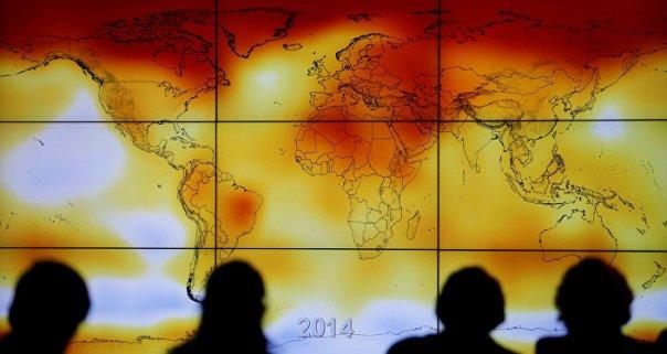 El calentamiento global puede recibir un 'golpe' inesperado
