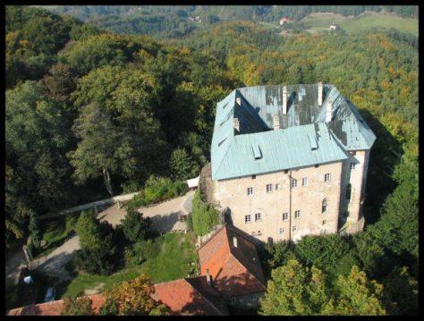 Lugares infernales: el Castillo Houska