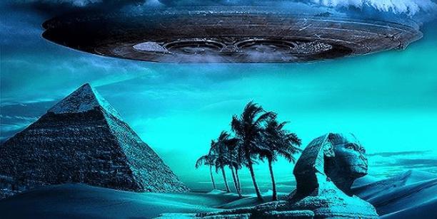 """Llegada de los dioses: Una flota de Ovnis descendió sobre Egipto según antiguo """"PAPIRO TULLÍ"""""""