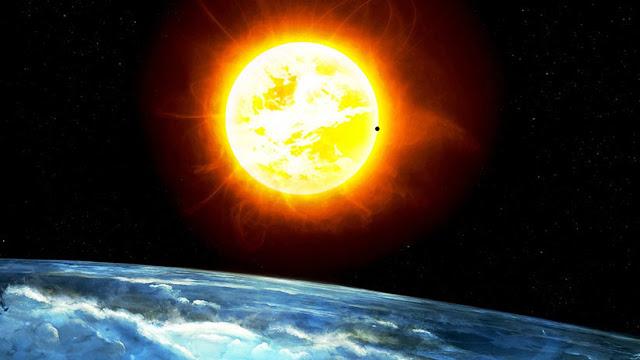 Científicos logran 'teletransportar' por primera vez la energía del Sol