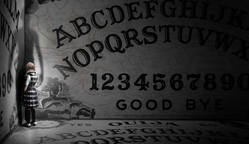 Cómo cerrar una sesión de Ouija