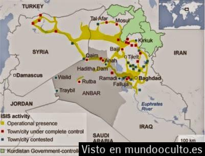 """deutsche welle """"las lineas de suministro del estado islamico salen de turquia"""" - Deutsche Welle: """"Las líneas de suministro del Estado Islámico salen de Turquía"""""""