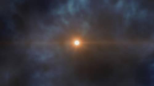 el iac descubre una estrella en la via lactea que no deberia existir - inicio