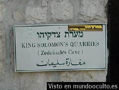 el increible secreto oculto del templo de salomon y el arca del pacto - El increible SECRETO OCULTO del templo de SALOMÓN y el Arca del Pacto