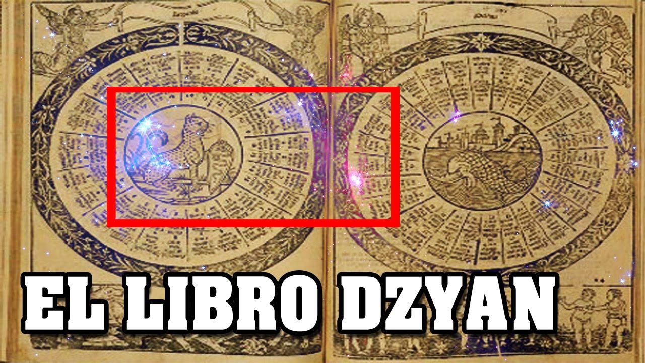 El libro de DZYAN el manuscrito más oscuro y antiguo del mundo
