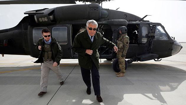 El secretario de Defensa de EE.UU aconseja acostumbrarse a una guerra sin fin