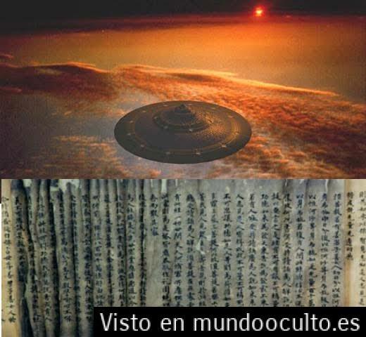 Extraterrestres en la antigüedad: China