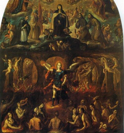 Fascinantes Encuentros de María Simma con Almas del Purgatorio