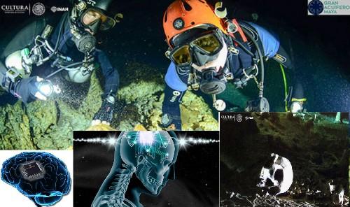 hallado en mexico un microchip de 9000 años - inicio