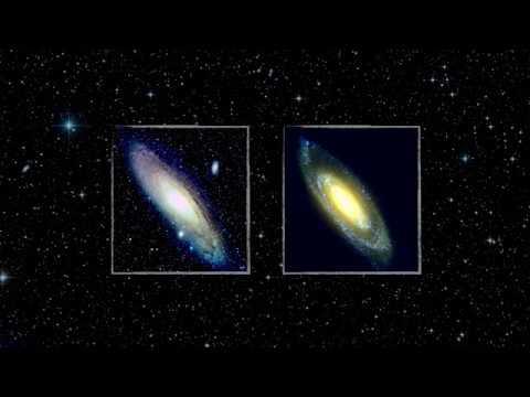 La galaxia de Andrómeda se formó en un accidente de estrellas 'reciente', según un estudio