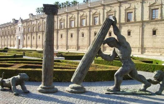 La leyenda del fundador de Sevilla
