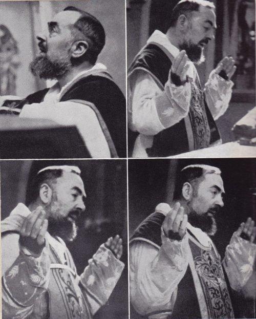 Las Misteriosas Bilocaciones del Padre Pío