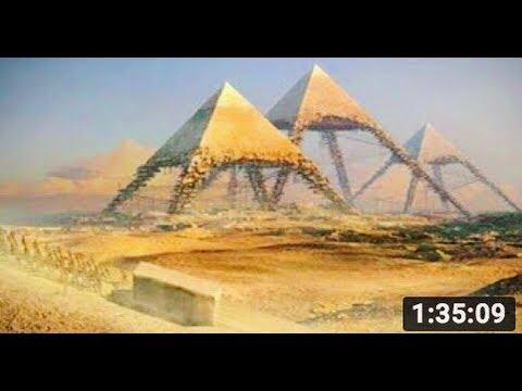 LO QUE NOS OCULTAN DE LAS PIRÁMIDES DE EGIPTO | DOCUMENTALES INTERESANTES