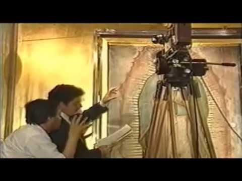Los enigmas de La Virgen de Guadalupe