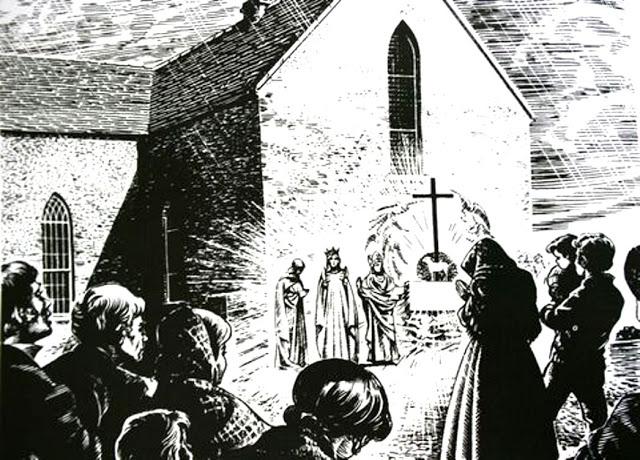 Manipulación en apariciones marianas