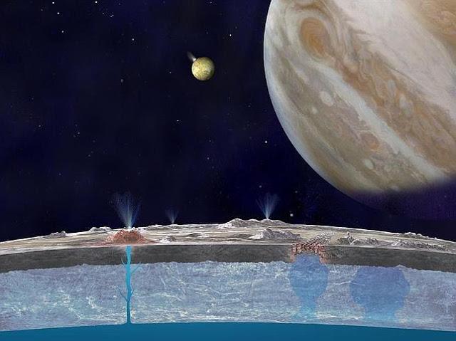 NASA: «Vida extraterrestre puede existir en nuestro Sistema Solar»