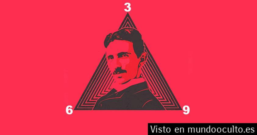 Nikola Tesla: El impresionante secreto trás  los números 3, 6 y 9 es finalmente revelado