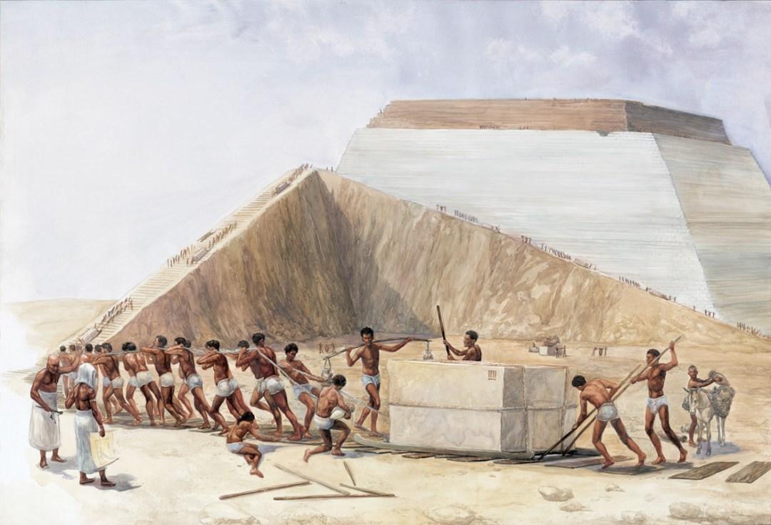 Pirámides del mundo. Similitudes extremas entre ellas. ¿Simple coincidencia?