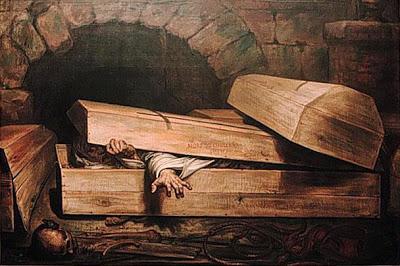 Plogojowitz, el vampiro que asoló Serbia