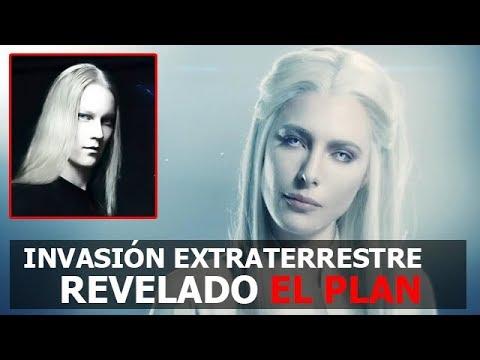 REVELADO EL PLAN DE INVASION EXTRATERRESTRE