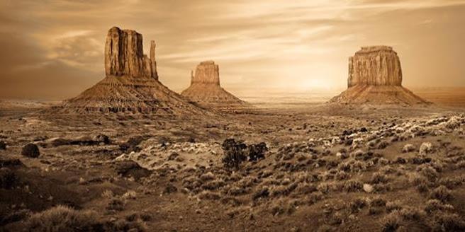 """Una leyenda de los indios navajos: los aterradores """"cambia-pieles"""""""