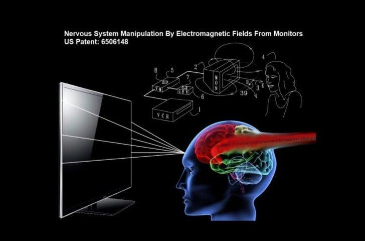La Patente Estadounidense 6506148 B2 Confirma la Manipulación del Sistema Nervioso Humano a través del Ordenador y TV