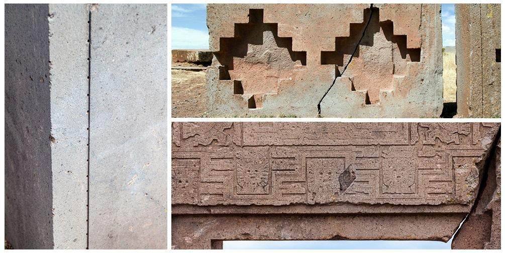 Puma Punku;¿Evidencia de herramientas similares al láser utilizadas por las civilizaciones antiguas?