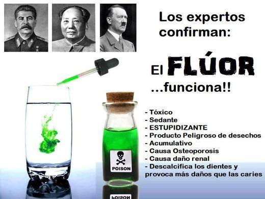 Zombies fluorados – Aparece más evidencia en contra del fluoruro