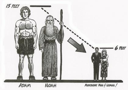 ¿Quienes Eran Los Nefilim De La Antiguedad?