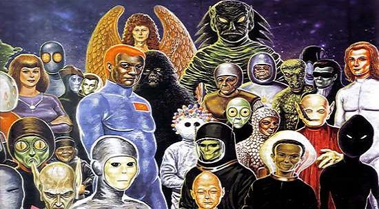 ¿Somos todos Extraterrestres?