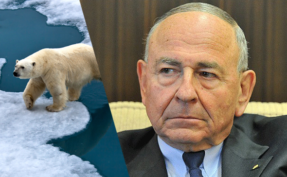 """Asesor australiano dice que el cambio climático es """"un engaño de la ONU para establecer un nuevo orden mundial"""""""