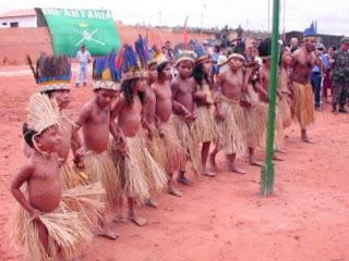 Viaje a la Tierra Hueca de los Macuxíes del Amazonas