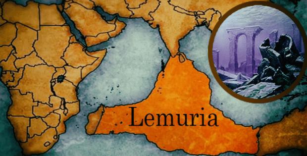 El descubrimiento de Nuevos continentes hundidos, confirma que el mítico Lemuria es real