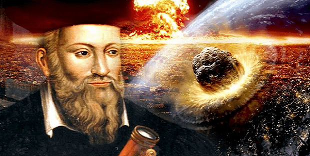 Los 6 acontecimientos mas impactante que Nostradamus predijo, y se CUMPLIERON