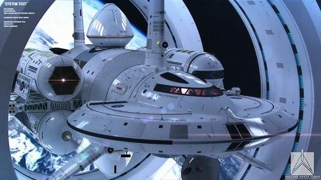 Viajes estelares posibles, se rompe la velocidad de la luz