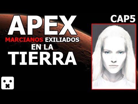 APEX Marcianos supervivientes en la Tierra