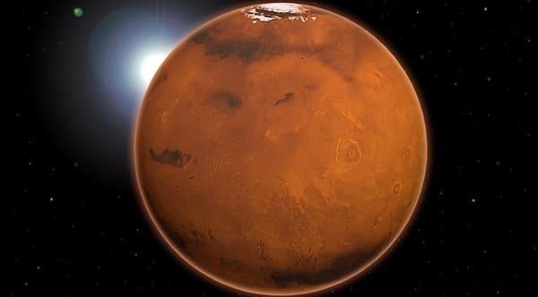 Así se formaron los océanos en el 'planeta Marte'