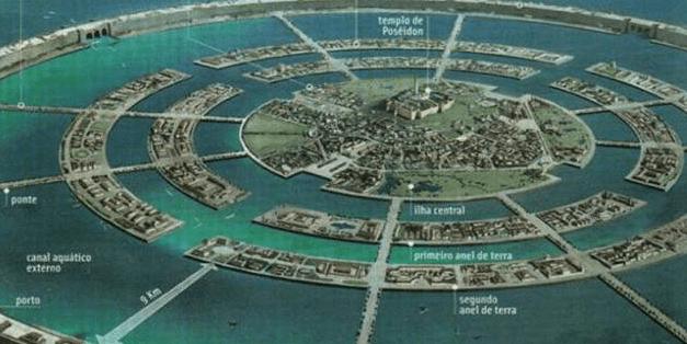 """Se están descubriendo nuevos continentes de civilizaciones perdidas, los siguiente serán """"Atlantis y Lemuria"""""""