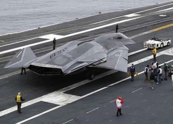 EEUU flota operacional antigravedad