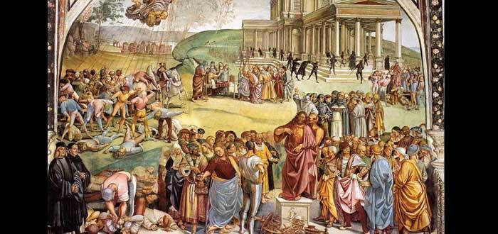 El Anticristo. ¿Está relacionado con el diablo?