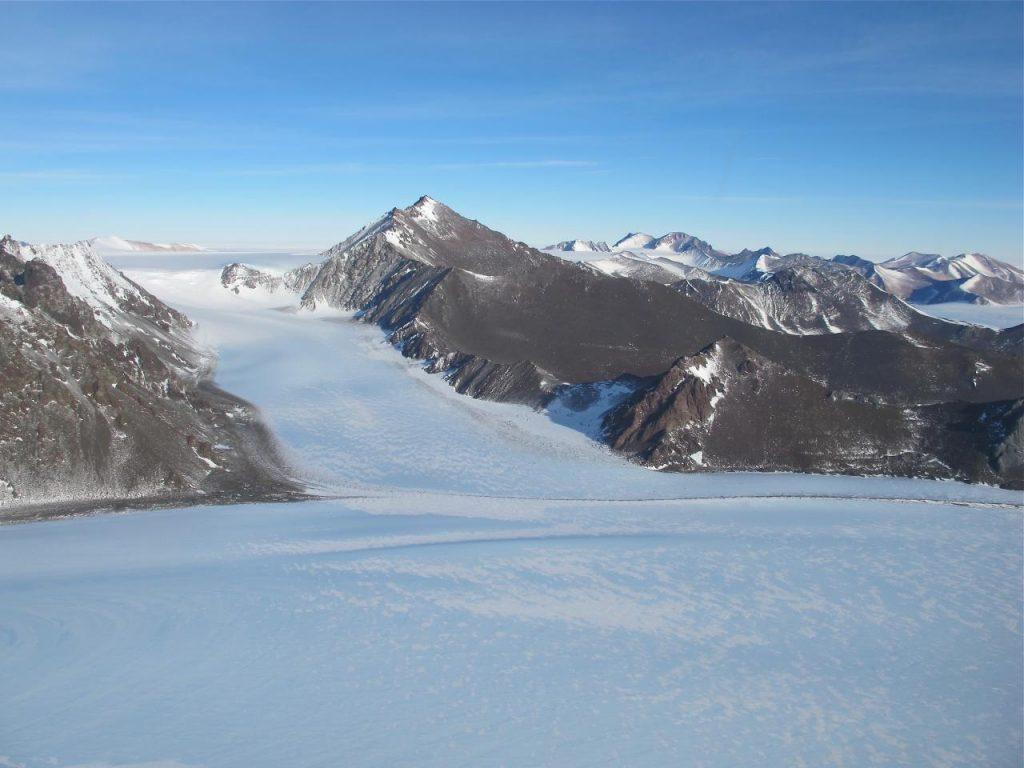 El cañón más grande del mundo posiblemente se encuentra en la Antártica y nadie lo ha visto aún